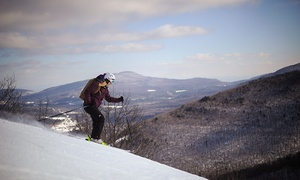 Sourced Adventures: 1 Hunter Mountain Package with Transportation on Friday, Saturday or Sunday from Sourced Adventures (Up to 22% Off)