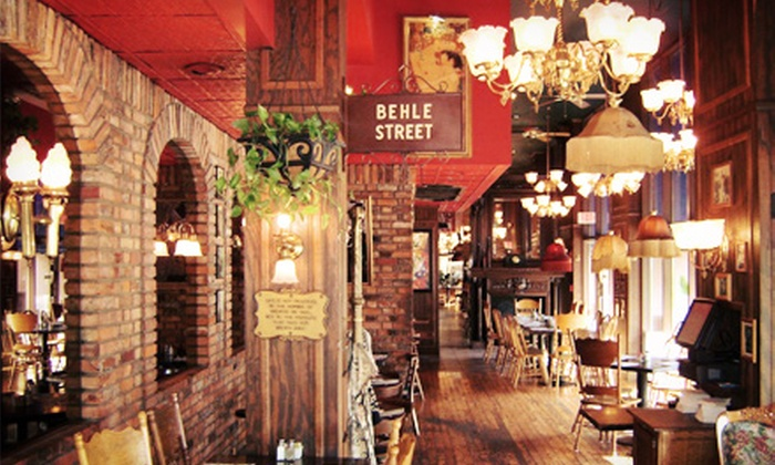 Behle Street Cafe - Covington: $20 for $40 Worth of American Dinner Cuisine for Two at Behle Street Cafe