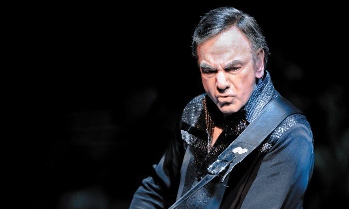 Neil Diamond - Rexall Place: Neil Diamond at Rexall Place on May 5 at 8 p.m. (Up to 47% Off)