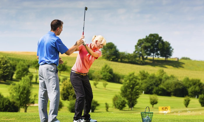 Ryan Bonser - Multiple Locations: Four Weeks of Golf Lessons from Ryan Bonser (50% Off)