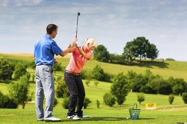 Ryan Bonser: Four Weeks of Golf Lessons from Ryan Bonser (50% Off)