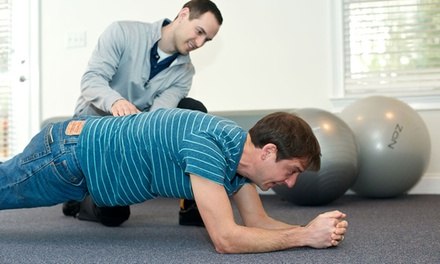 Four Personal Training Sessions at Art of Health Chiropractic and Corrective Exercise (70% Off)