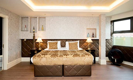 Liverpool: 1 or 2 Nights for Two with Breakfast and Option for Dinner at 4* Signature Living at The Shankly Hotel