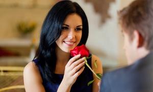 Floriza: Floriza - Jardim América: 1 buquê contendo 12 rosas vermelhas