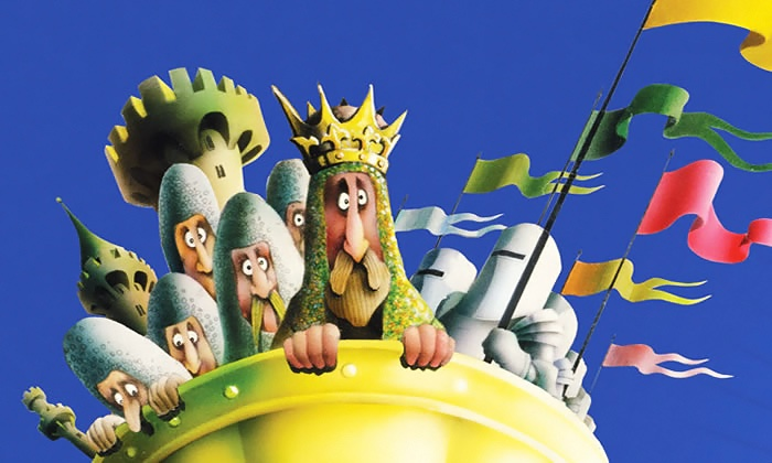 """""""Spamalot"""" - Lower Ossington Theatre: """"Spamalot"""" Live on stage in Toronto at Lower Ossington Theatre, June 19 through August 3 (Up to 40% Off)"""
