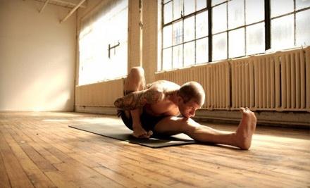 1216 Catalpa Dr. in Royal Oak: 8 Yoga Classes (a $94 value) - Detroit Yoga in Royal Oak