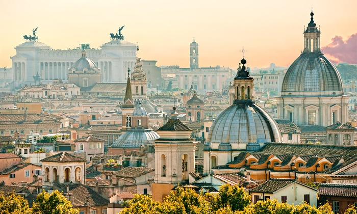 6- or 8-Day Rome Vacation with Air from Great Value Vacations