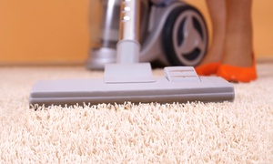 McDonough Carpet Cleaning: $59 for Carpet Cleaning for Three Rooms of Up to 200 Square Feet Each from McDonough Carpet Cleaning ($165 Value)