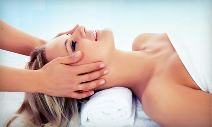 iSpa - South Shore Plaza: 60-Minute Swedish or Deep-Tissue Massage, 60-Minute Facial, or Both at iSpa (Up to 51% Off)