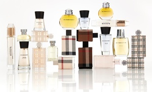 Burberry Fragrances For Men Or Women (up To 63% Off). 12 Scents Available. Free Shipping.