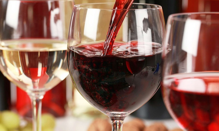 Texas Winos - Texas Winos: Full-Day Winery Bus Tour for One, Two, or Four with Meal from Texas Winos (Up to 62% Off)