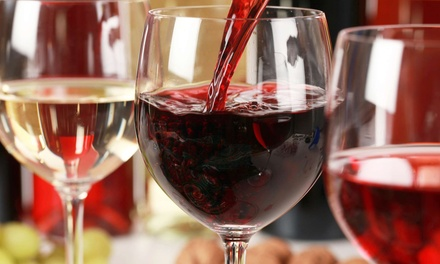 Full-Day Winery Bus Tour for One, Two, or Four with Meal from Texas Winos (Up to 62% Off)