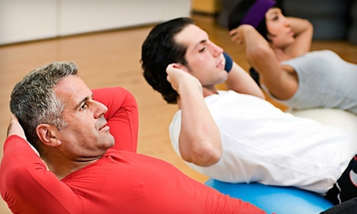 Powder Springs Fit Body Boot Camp - Kennesaw: 10 or 20 Boot-Camp Classes at Inspire Fitness (Up to 67% Off)