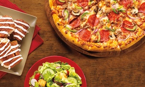 CiCi's Pizza - Pizza Buffet (50% Off) at CiCi's Pizza, plus 6.0% Cash Back from Ebates.