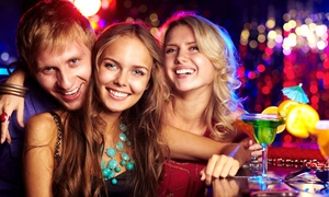 Las Vegas Club Crawl: $39 for a Las Vegas Club Crawl Outing with VIP Access to Up to Five Venues, Drinks, and Food Specials ($90.67 Value)