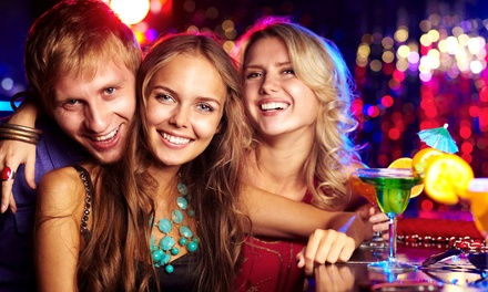 $39 for a Las Vegas Club Crawl Outing with VIP Access to Up to Five Venues, Drinks, and Food Specials ($90.67 Value)