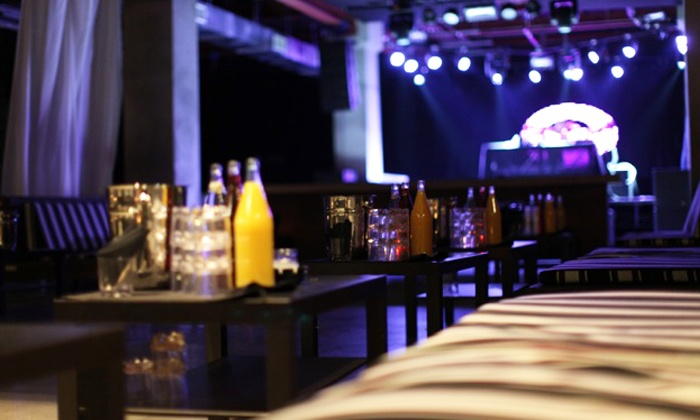 Grand Central - Park West: Bottle Service for Up to Four or Event Space Rental at Grand Central (Up to 60% Off)
