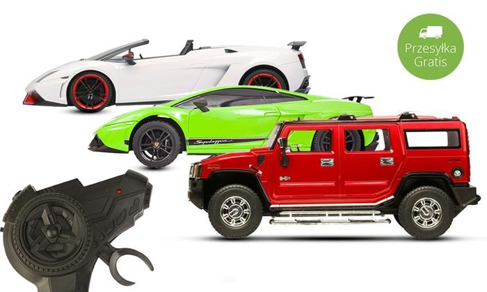 Wspaniały Zdalnie sterowane auta | Groupon PC15