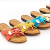 $19.99 for Bucco Cushioned Footbed Sandals