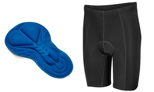 Men's Gel Padded Cycling Shorts