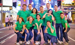 Broadway Up Close: Two-Hour Walking Tour for One from Broadway Up Close Walking Tours (Up to 25% Off)