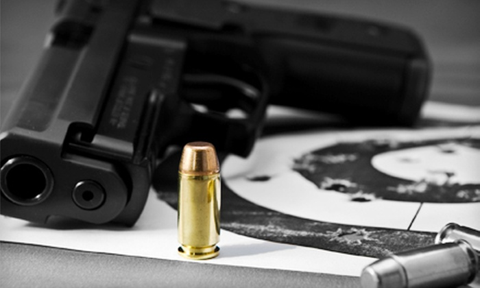 Orlando Shooting Sports - Casselberry Normandy: $65 for a Firearm-Training Package for Two at Orlando Shooting Sports in Winter Park ($159 Value)