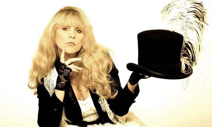Dreams: A Classic Rock Fantasy - Pantages Playhouse Theatre: Dreams: A Classic Rock Fantasy Tribute to Stevie Nicks, Mick Jagger, and Rod Stewart on Friday, October 2, at 8 p.m.