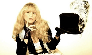 Dreams: A Classic Rock Fantasy: Dreams: A Classic Rock Fantasy Tribute to Stevie Nicks, Mick Jagger, and Rod Stewart on October 14 at 8 p.m.