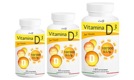 Hasta 360 tabletas de Vitamina D3
