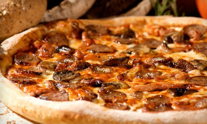 Lucia's Pizzaria - Elmhurst: $10 for $20 Worth of Pizzeria Fare at Lucia's Pizzaria in Elmhurst