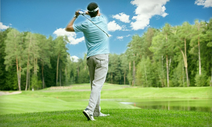 Creekside Golf and Country Club - Hiram: Weekday or Weekend 18-Hole Round of Golf for Two or Four at Creekside Golf and Country Club (Up to 57% Off)