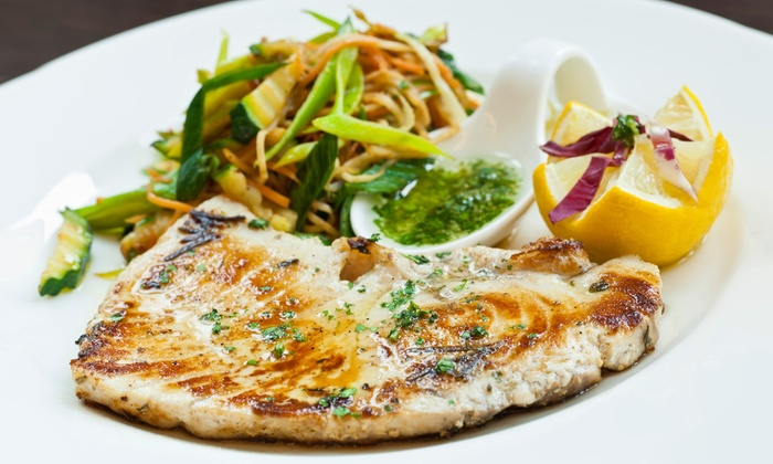 Il Veliero - O SCUGNIZZO NAMMURATO: Menu di pesce per 2 o 4 persone da Il Veliero al Lido di Ostia (sconto fino a 58%)