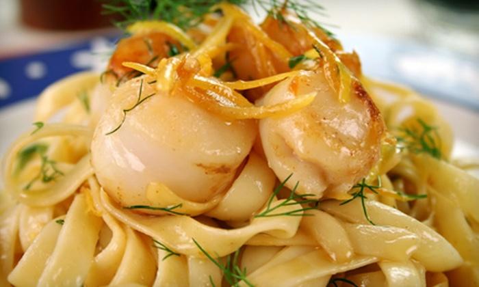 Savelli's Italian Restaurant - Knoxville: Italian Food at Savelli's Italian Restaurant (Up to Half Off). Three Options Available.
