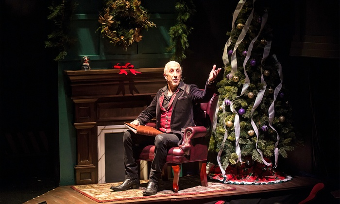 Dee Snider's Rock & Roll Christmas Tale - Winter Garden Theatre: Dee Snider's Rock & Roll Christmas Tale on November 27–29