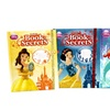 Disney Princess All About Me Journal Set (4-Pack)
