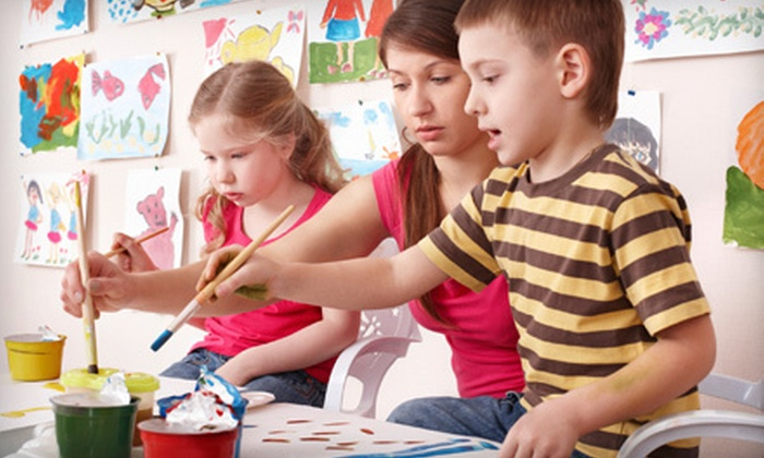 The Kreeger Museum - Foxhall - Palisades: StoryTime or Saturday Art Workshop for One or Two Children at The Kreeger Museum (Up to 57% Off)