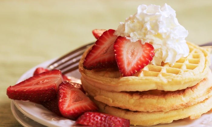 Royalberry Waffle House - Palos Heights: $9 for $15 Worth of Waffles and American Cuisine at Royalberry Waffle House