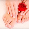 Up to 74% Off a Mani-Pedi or Spa Package