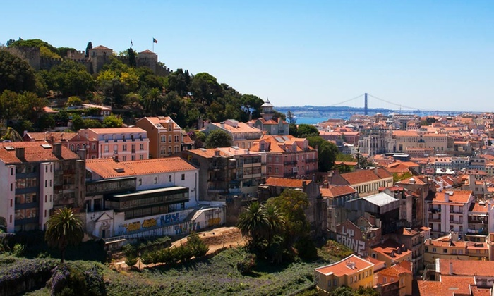 6 Night Lisbon Vacation With Airfare In Lisboa Groupon