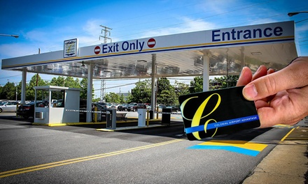 Self or Valet Airport Parking for Three or Five Days from Colonial Airport Parking (Up to 51%  Off)