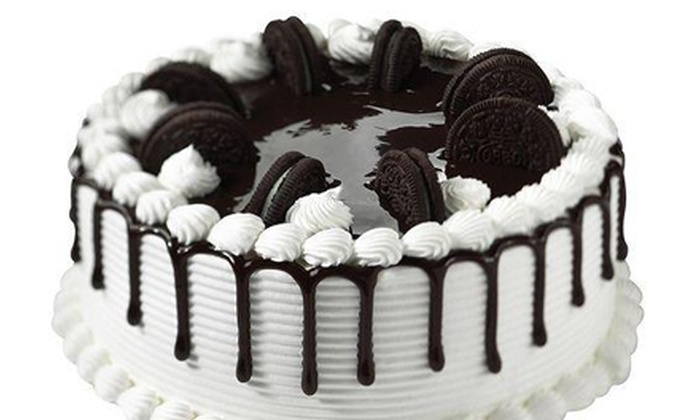Marble Slab Creamery - Homestead Shopping Center - Walden Park at Lakeline: $14 for a Small 6-Inch Ice Cream Cake from Marble Slab Creamery ($28.99 Value)