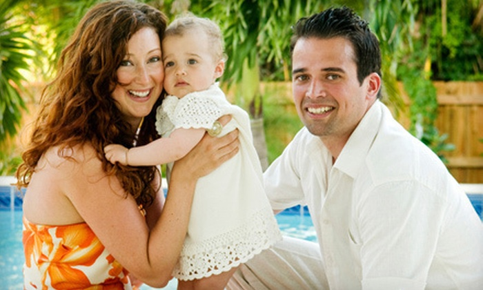In True Colors Photography - Tampa Bay Area: $79 for a One-Hour On-Location Photo Shoot and Digital Image from In True Colors Photography in Sarasota ($300 Value)
