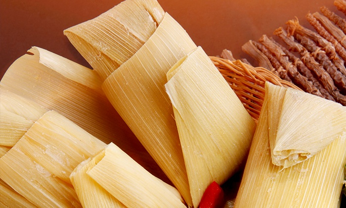 Tamale Man - Los Angeles: Tamale Dishes and Mexican Food at Tamale Man (Up to 52% Off). Two Options Available.