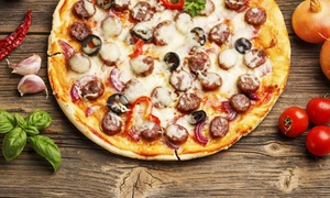 Anthony's Pizza & Deli: Pizza, Subs, and More at Anthony's Pizza & Deli (Up to 42% Off)