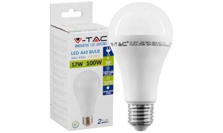 Set di lampadine LED da 17W
