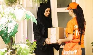 Fetchr: AED 5 for a Personal Courier Service All Over UAE with Fetchr