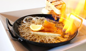 Tarla Grill: Lunch or Dinner for Two or Four at Tarla Grill (Up to 30%Off)