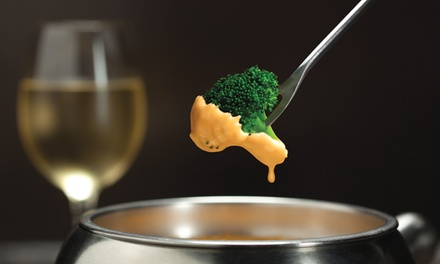 $40 for $60 Worth of Fondue at The Melting Pot