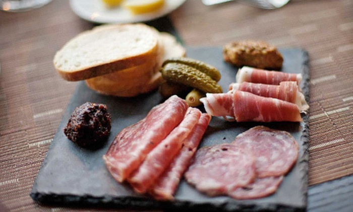 Brasserie by LM - South Loop: Casual French Lunch or Dinner, or Brunch at Brasserie by LM (Half Off)