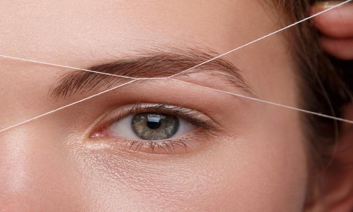 Golden Eyebrow Threading - Fisherman's Wharf: $10 for $22 Groupon — Golden Eyebrow Threading